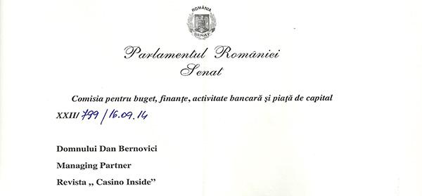 ȘI SENATUL ROMÂNIEI  RESPINGE PROPUNEREA LEGISLATIVĂ PRIVIND MODIFICAREA OUG Nr. 77/2009