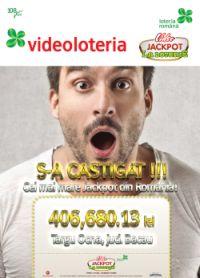 S-A CASTIGAT MARELE PREMIU LA VIDEO JACKPOT – CEL MAI MARE JACKPOT DIN ROMANIA