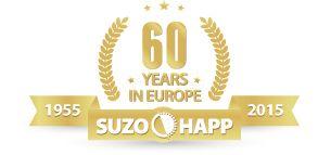 2015 va marca cea de-a 60-a aniversare Suzo-Happ