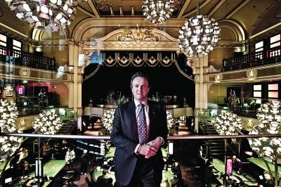 """PROPRIETAR ȘI CEO al Hippodrome Casino:  """"Hippodrome Casino este cel mai important proiect din viața mea"""""""