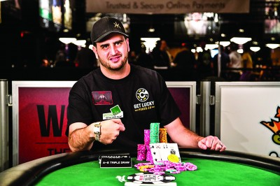 "Robert Mizrachi: ""It's the best feeling in the world after win a big event"""