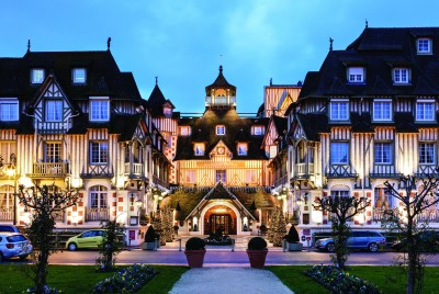 Lucien Barriere Group – Hotel and Casino European leader