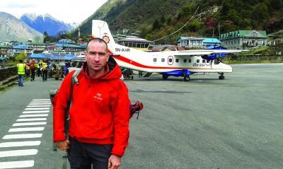 Un român pe Everest  -partea 1-