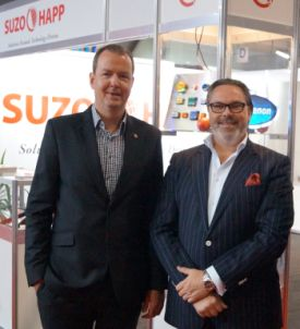 SUZOHAPP a sprijinit din nou Slot Summit