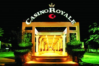 Casino Royale, lots of fun on the Red Sea shore