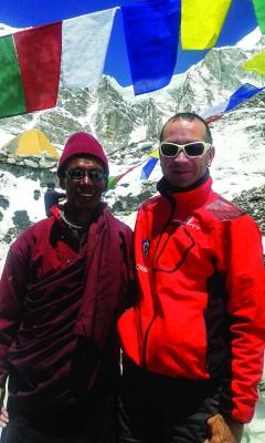 Un român pe Everest – partea a 2-a