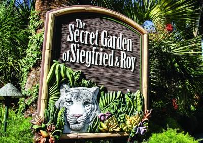 SECRETELE CAZINOURILOR (IX) – Grădina Secretă a lui Siegfried & Roy