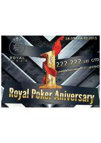La Mulți Ani, Royal Poker Club!
