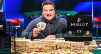 David Paredes Wins 2015 World Poker Tour Borgata Poker Open Main Event