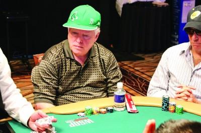 Dan Harrington, the textualist of professional poker