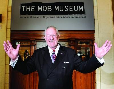 Oscar Goodman,  Avocatul Mafiei / Primarul Vegasului / Omul
