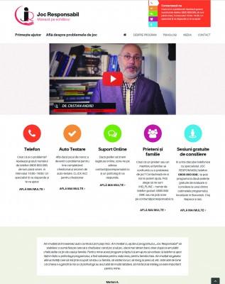www.jocresponsabil.ro, cel mai modern instrument de facilitare a accesului la consultanţa de specialitate