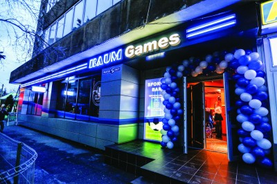 BAUM GAMES HAS OPENED THE FIRST GAMBLING HALL IN CLUJ-NAPOCA