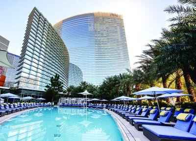 Aria Resort&Casino  Ce îți place în Las Vegas, uneori poți lua și acasă