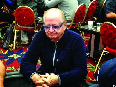 Bill Baxter, O viață în poker