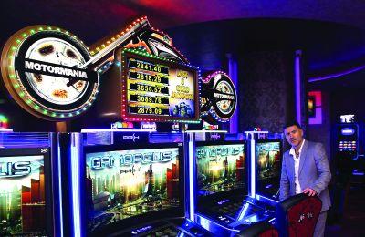 Avi Barel este MAGIC cu impresionantul slot-machine ARCH de la Casino Technology