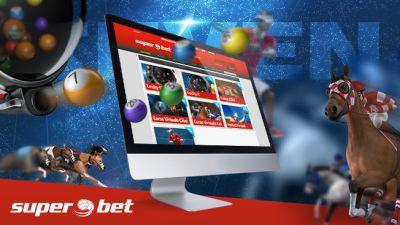 COMUNICAT DE PRESA – NSoft lanseaza jocuri virtuale noi pe platforma Seven pentru Superbet