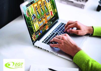 Progresul EGT Interactive ȋn România