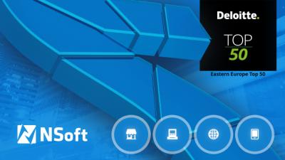NSoft a intrat in competitia Deloitte care vizeaza cele 50 de companii cu cea mai mare crestere din Europa Centrala