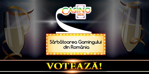 Sărbătoarea Gamingului din România 3 – VOT