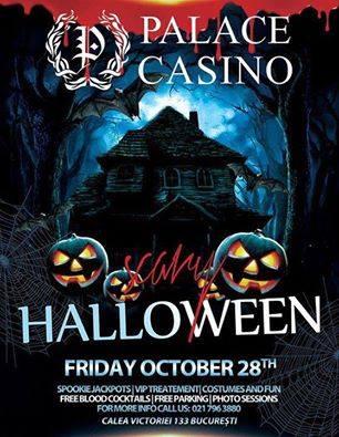 (Română) Un Halloween de neuitat la Palace Casino