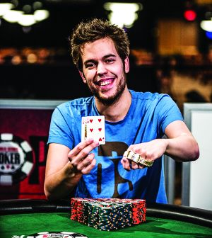 Dominik Nitsche are un viitor sigur în poker