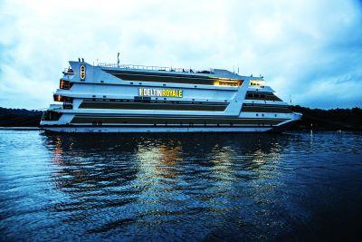 DELTIN ROYALE CASINO, paradisul plutitor al Indiei  Farmecul Bollywoodului împletit cu adrenalina dată de jocuri
