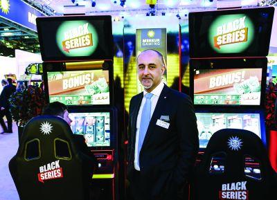 """""""FOCUL și GHEAŢA"""" lui Merkur Gaming la Londra"""