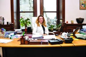 """Odeta Nestor: """"Sunt foarte mulțumită de ce am realizat la ONJN în acești 4 ani!"""""""