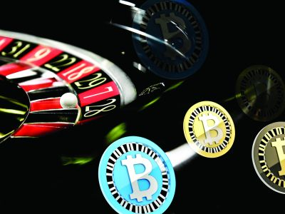 Bitcoin, in a bid to dominate the online gambling industry in 2017