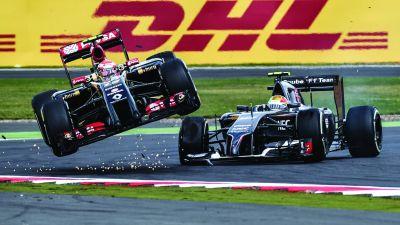 Cum pariem pe Formula 1
