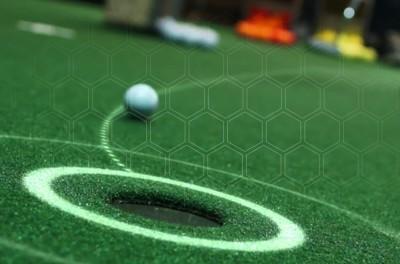 MGM Grand introduce jocul de golf interactiv bazat pe aptitudini