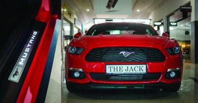 Pariază pe distracție la THE JACK PLOIEȘTI și vei câștiga un superb Mustang roșu