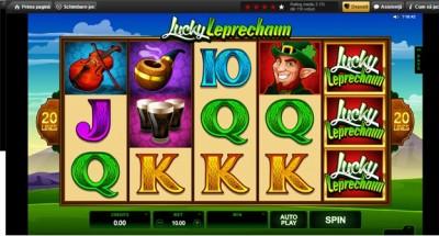 Ce sloturi online jucăm (1)  Lucky Leprechaun