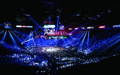 Boxing and its role in promoting the entertainment through sports in Las Vegas