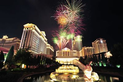 Caesars Plans New Las Vegas Developments After Bankruptcy Exit