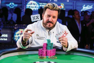 MAX PESCATORI, tot ce are Italia mai bun în poker