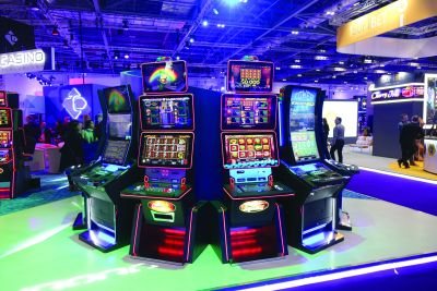 At Entertainment Arena Expo 2017 Casino Technology introduces novelty product line