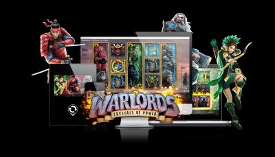 What online slots do we play (2) – Warlords: Crystals of Power