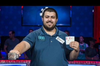 Scott Blumstein won the WSOP Main Event 2017