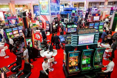 The exceptional EGT gaming experience showcased at EArena Expo