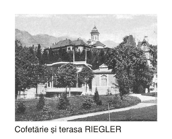 CASINO RIEGLER din Sinaia, de neuitat