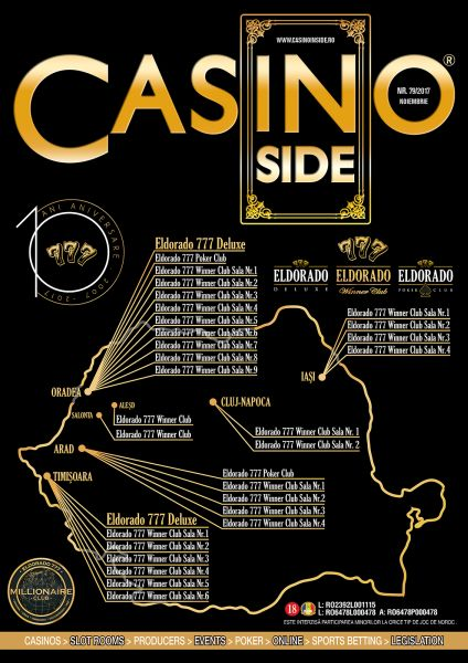 WE INVITE YOU TO THE CASINO INSIDE EVENTS ON DECEMBER 7TH