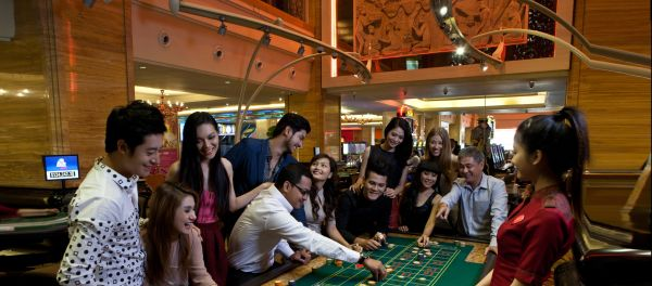 NagaWorld, chintesența entertainmentului din Cambodgia