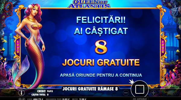 Ce sloturi online jucăm (5) – Queen of Atlantis