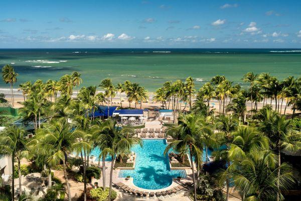 Ritz Carlton San Juan Hotel & Casino, Puerto Rico  Paradisul e pe Pământ!