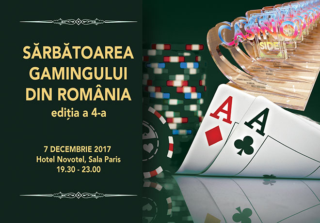 ROMANIAN GAMING CELEBRATION 4