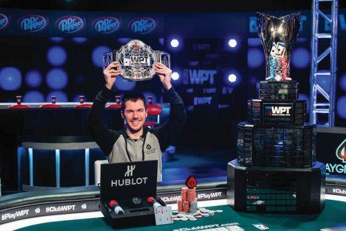WPT MONTREAL 2017  Maxime Heroux câștigă turneul și 311.717$