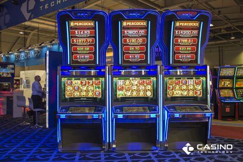 Inspirat de inovație, Casino Technology aduce un puternic portofoliu de produse la ICE 2018