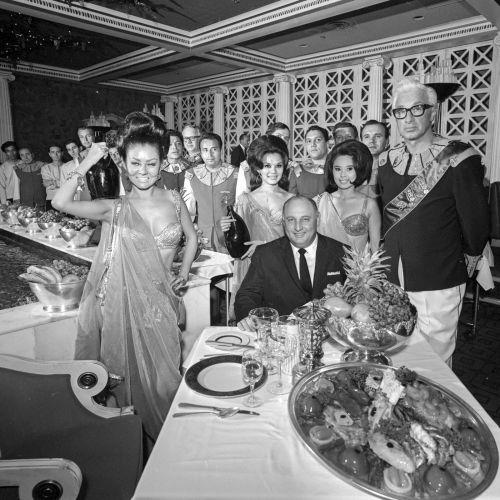Jay Sarno, Împăratul din Las Vegas